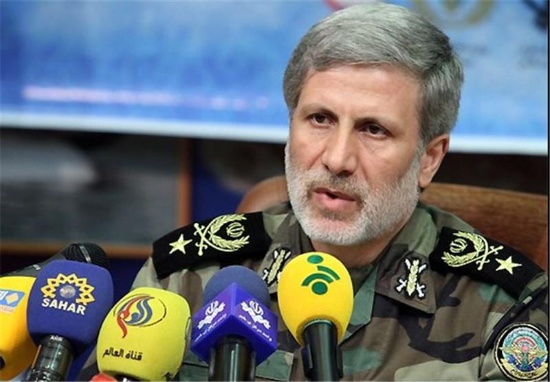وزیر دفاع: تروریستها منتظر انتقام سخت ایران باشند