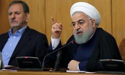 روحانی: قیمت ارز باید واقعی بماند/ در مورد ارز به دولت تهمت نزنید!