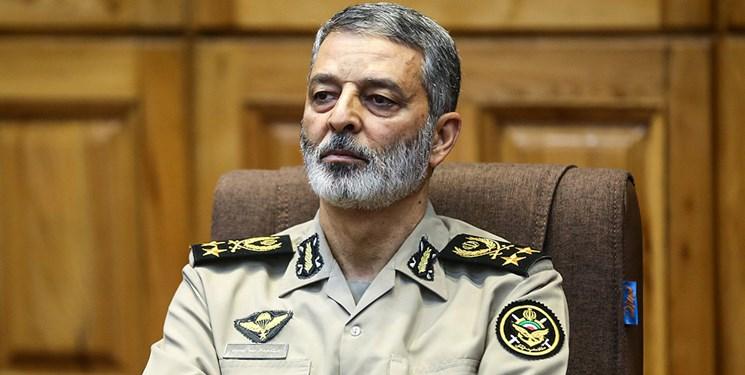 سرلشکر موسوی: برای سرکوب تهدید ازکسی اجازه نمیگیریم