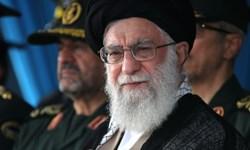 آغاز همایش دهها هزارنفری بسیجیان با حضور رهبرانقلاب