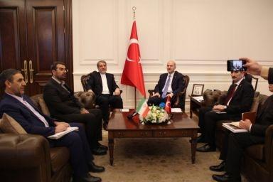 رحمانی فضلی در دیدار با وزیر کشور ترکیه چه گفت؟