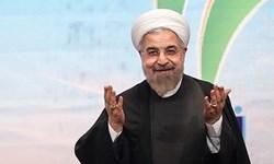 سخنرانی روحانی در دانشگاه تهران بدون شنیدن صدای منتقدان