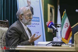 جواد لاریجانی: جمهوری اسلامی بزرگترین دموکراسی غرب آسیا است