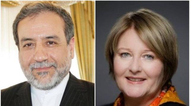 اعتراض شدید ایران به بازداشت دیپلمات کشورمان در وین
