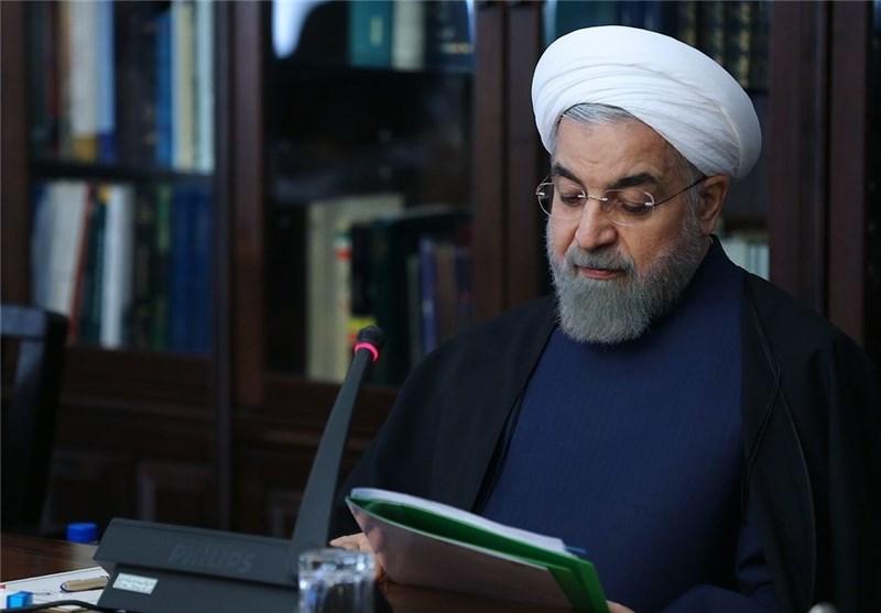 متن کامل نامه روحانی برای معرفی ۴ وزیر پیشنهادی