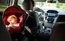 استفاده از صندلی کودک در خودروها اجباری میشود؟
