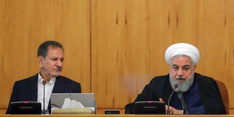 توصیه روحانی به طرفهای تجاری ایران