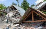 تصاویر هوایی از خسارت زلزله در اندونزی! +فیلم