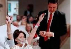 مرگ تلخ این تازه عروس در آغوش داماد (عکس)