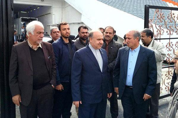 تکلیف سه رئیس فدراسیون بازنشسته مشخص شد/ فوتبال بازهم خبرساز است! - خبرگزاری مهر   اخبار ایران و جهان