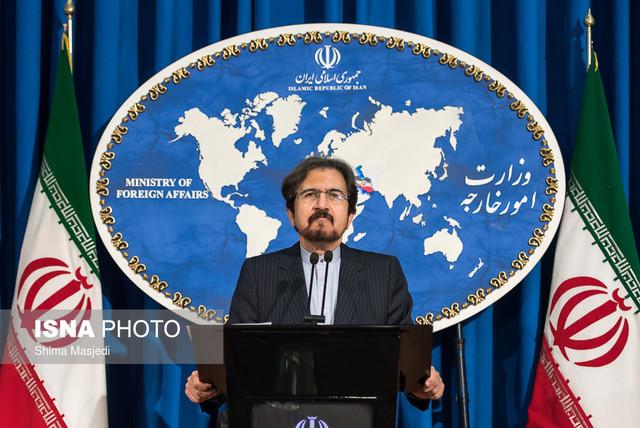 پاسخ وزارت خارجه ایران به ادعای برایان هوک