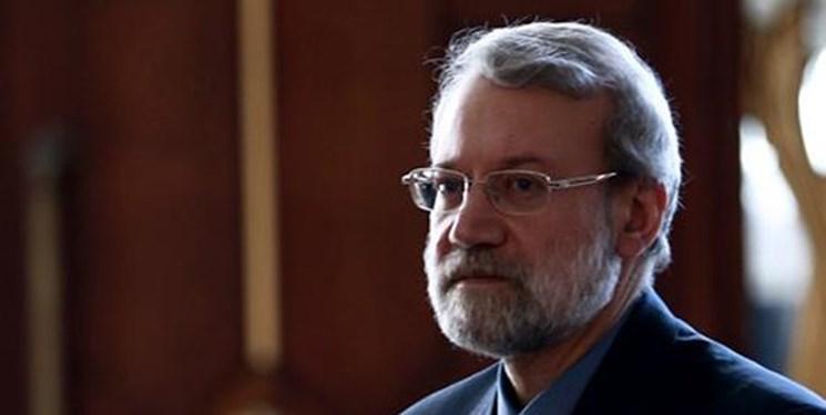 لاریجانی شهادت «سیدنورخدا موسوی» را تسلیت گفت