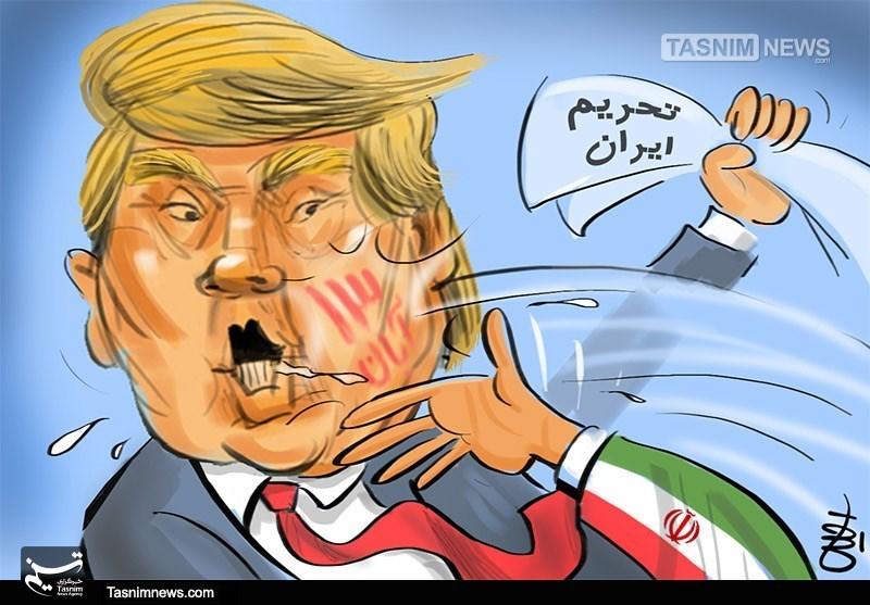 عطوان: تحریمهای ترامپ علیه ایران در نطفه شکست خوردند