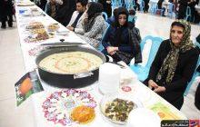 گزارش تصویری از جشنواره غذای سنتی ماکو