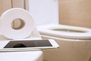 مواظب آلودگی و کثیفی موبایلتان باشید