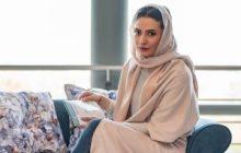 چهره بدون آرایش مینا وحیدی بازیگر زن کشورمان