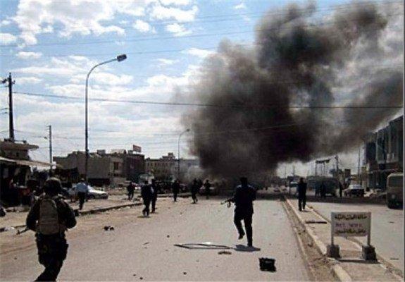 وقوع انفجار در نزدیکی سفارت آمریکا در منطقه سبز بغداد – خبرگزاری مهر | اخبار ایران و جهان