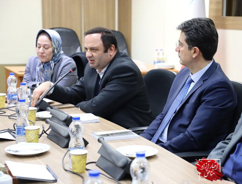 نقش موثر بندر کاسپین و منطقه آزاد انزلی در افزایش حجم مبادلات تجاری ایران با کشورهای حوزه اوراسیا