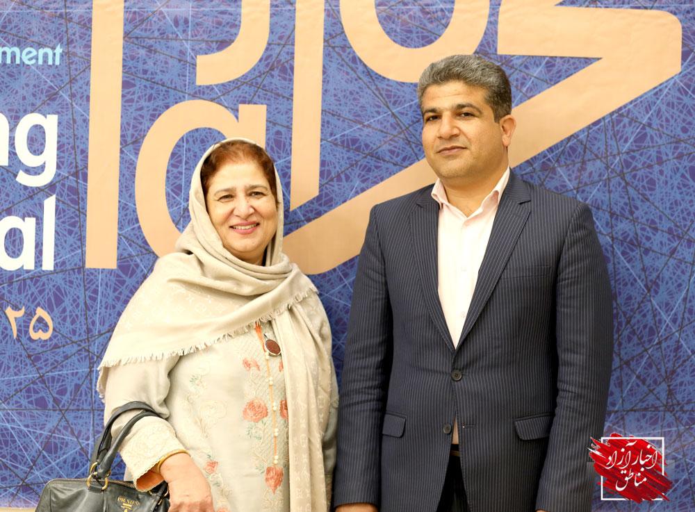 سفیر کشور پاکستان در ایران تاکید کرد: لزوم برگزاری جشنوارههای مشترک هنری میان ایران و پاکستان