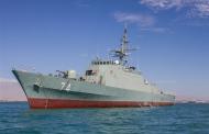 زیردریایی فاتح و ناوشکن سهند در رزمایش «ولایت ۹۷»+عکس