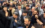 احمدینژاد هم در راهپیمایی امروز حضور یافت +عکس