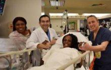 بدنیا آمدن 6 نوزاد در 9 دقیقه توسط این خانم جوان (عکس)