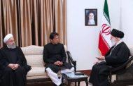 دیدار نخست وزیر پاکستان با رهبر انقلاب+عکس