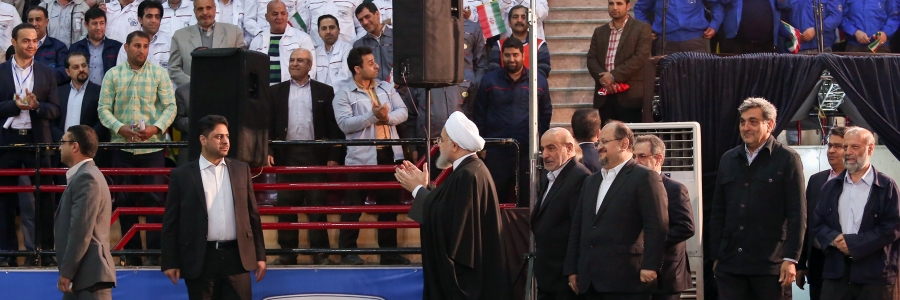 نمیگذاریم آمریکا صادرات نفت ایران را به صفر برساند؛ ماههای آینده خواهند دید