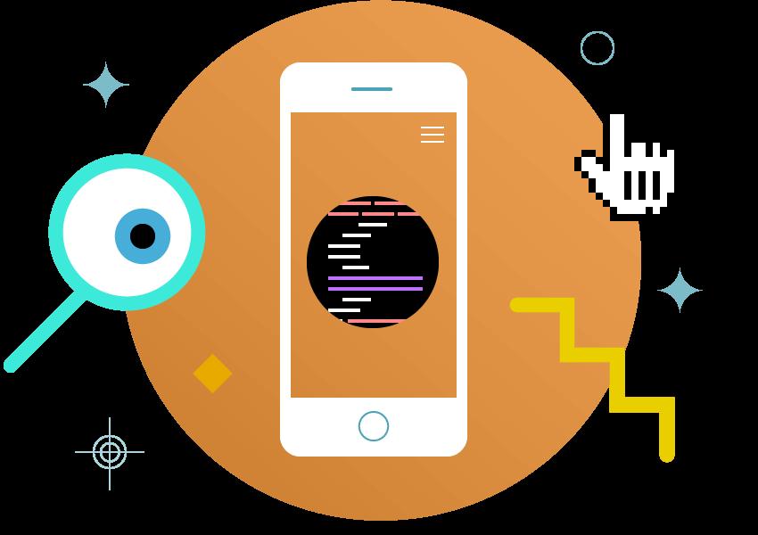 نقش گوشیهای موبایل در میزان دیده شدن وب سایتها