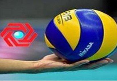 عصر طلایی والیبال با حمایت بانک گردشگری