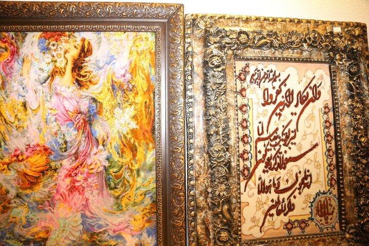 صدور ۲هزارو۲۰۰ مجوز در بخش صنایع دستی لرستان
