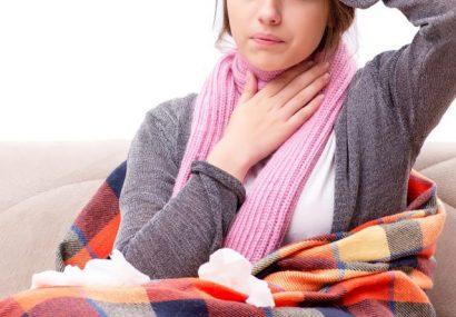 گلودرد در بارداری چطور درمان میشود؟