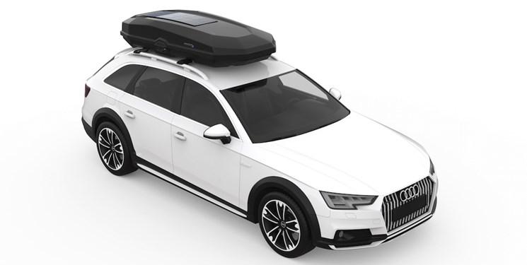شارژر خورشیدی برای نصب بر سقف خودرو