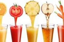 نکاتی در رابطه با گرفتن آب میوهها