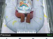 تولد نوزادی که در ایتالیا سمبل امید شد! + عکس