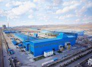 افزايش ۴۰ درصدي توليد و ۳۰ درصدي صادرات فولاد بناب در سال جهش تولید