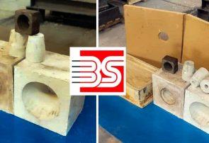 کاهش هزینه ارزی و شكوفایی دانش فني در مجتمع فولاد صنعت بناب با بومي سازي قطعات
