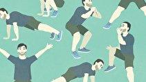 تمرینهای ورزشی برای کاهش کلسترول خون
