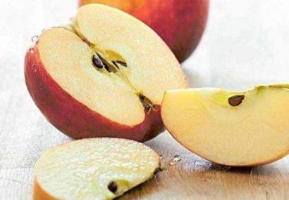 خاصیت معجزه آسای هسته سیب