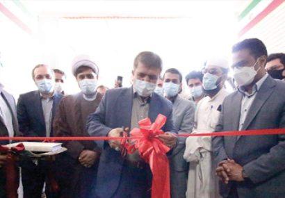 گشایش دومین مدرسه بانک سینا در استان کرمان