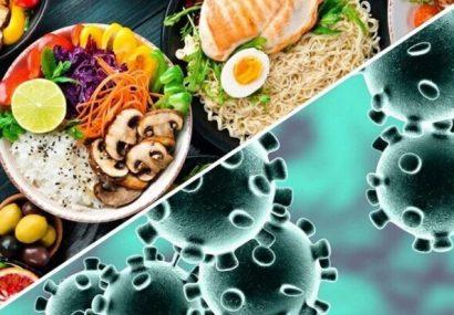 نکات مهم تغذیه ای که شدت کرونا را کاهش می دهند