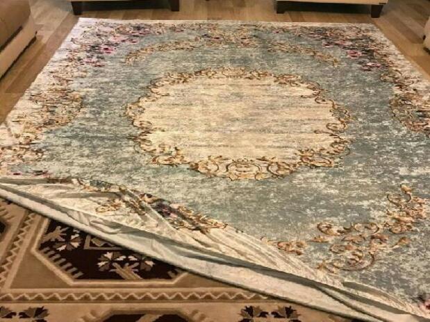 انواع کاور فرش به همراه مدلهای شیک و زیبا